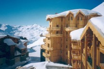Chalet Verseau ext, Val Thorens
