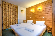 Chalet Leo, Val Thorens, France, Twin Room
