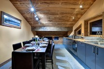 Dining Area, Chalet Cime, Val d'Isere, France