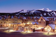 Condo Main Street Station ext view, Breckenridge