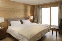 Chalet Hautes Cimes bedroom