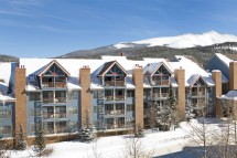 Hotel Condo River Mountain Lodge ext, Breckenridge