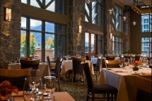 Hotel Westin Resort and Spa, dining, Whistler