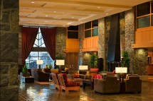 Hotel Westin Resort and Spa, lobby, Whistler