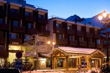 Hotel Courchevel Olympic - Ski Hotel in Courchevel, France