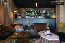 Hotel Fahrenheit 7, Val Thorens, France, Cheminee Bar