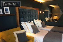 Hotel Fahrenheit 7, Val Thorens, France, TWIN ROOM F7 2