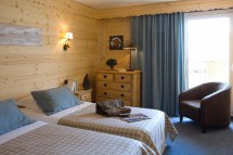 Twin Room in Hotel Souleil'Or, Les Deux Alpes, France