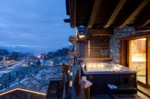 Hot Tub, Chalet Altair, Nendaz, Switzerland