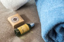 L'Occitane Products in chalet Annapurna I