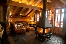 Chalet Jacques - Ski chalet in Courchevel, France