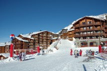 Piste by Village Montana - Self-catered ski apartment - Val Thorens, France