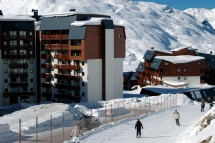 Residence L'Altineige ext view, Val Thorens