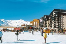 Residence Les Olympiades ext, Val Thorens