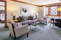 Hotel Sebastian Two Bedroom Executive Suite Living Room - Hotel in Vail, USA