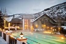 Pool at the Vail Racquet Club - Condominium in Vail, North America